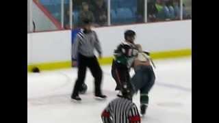 Kevin Cormier (CP) vs Marcel