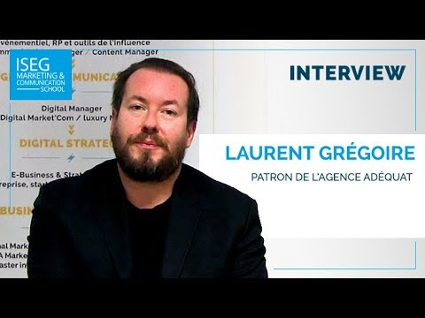 Rencontre avec Laurent Grégoire, patron de l'agence Adéquat