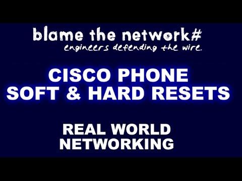 Upgrade Cisco Phones