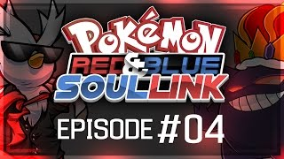 "Pokémon Red & Blue Soul Link Randomized Nuzlocke w/ ShadyPenguinn!! - Ep 4 ""Selfish Shady"""