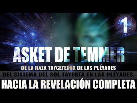 Asket de Temmer - De la raza Taygeteana de las Pleyades