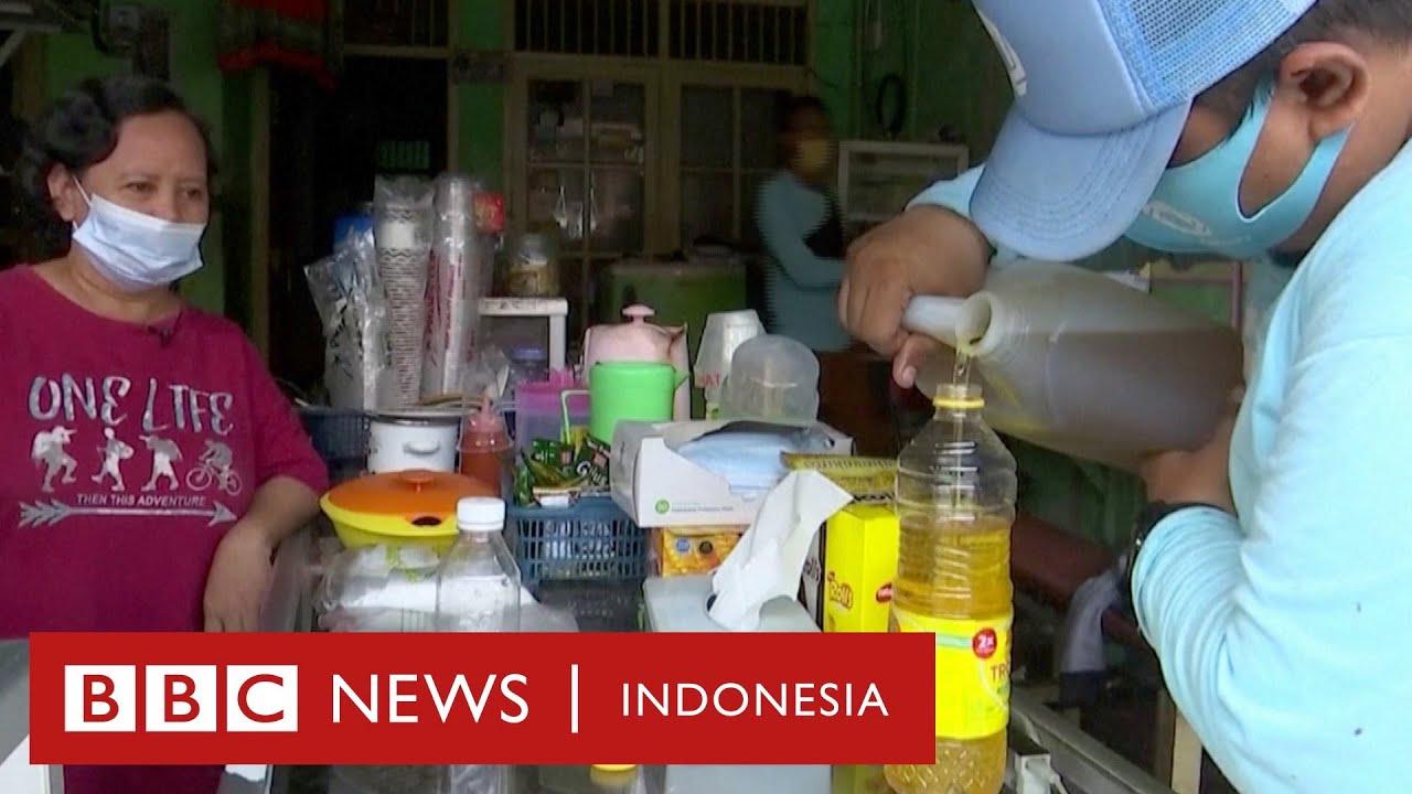 Layanan isi ulang sabun mandi hingga minyak goreng di rumah - CLICK|BBC News Indonesia