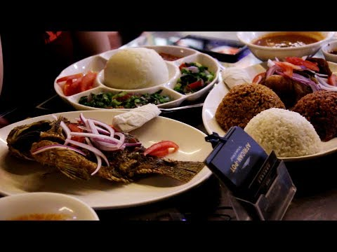 Most Famous & Best AFRICAN Restaurant In China