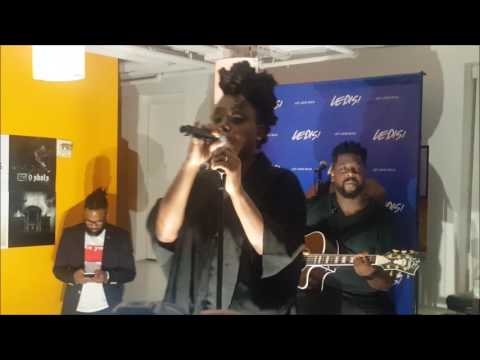 """Songstress, Ledisi Performs Her New Single, """"High"""" in NYC - Parlé Mag"""