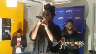"Songstress, Ledisi Performs Her New Single, ""High"" in NYC - Parlé Mag"