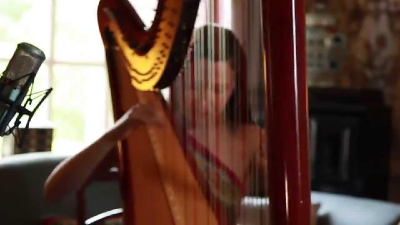 CLOUDS Harp Quartet at St Ann's Church Manchester