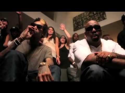 Trae Tha Truth Ft Wiz Khalifa - Gettin Paid [Official Music video]
