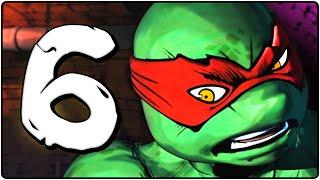 НОЧНОЙ ХАРДКОР (TMNT: Mutants in Manhattan) #6
