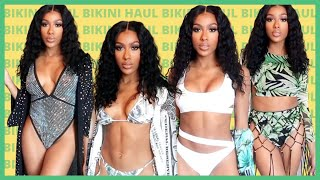 A *cheeky* Bikini Try-On Haul Summer 2020 | Fashion Nova POOL PARTY looks  ? ?