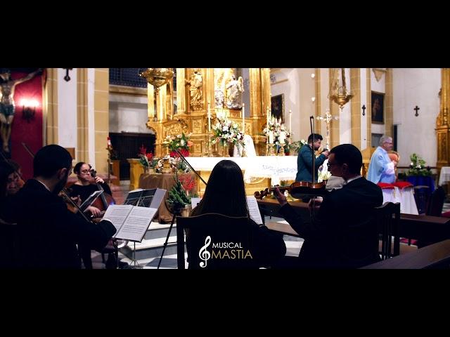 Las Claras | Entrada Novio | Musica para Bodas Murcia | Musical Mastia