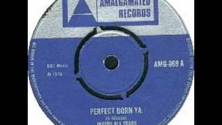The Immortals / Joe Gibbs All Stars - Perfect Born Ya