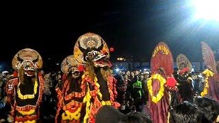 Rogo Samboyo Putro Live Lapangan Gajah Mada Pesantren Kediri 29 Des...