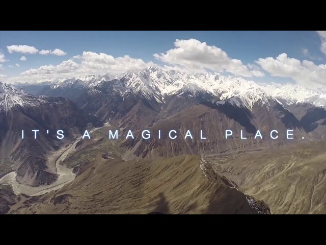 Paragliding in Hunza Valley, Pakistan | All Things Hunza