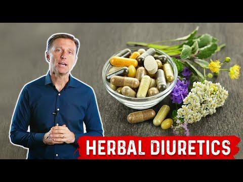 The Best 7 Herbal Diuretics for Fluid Retention