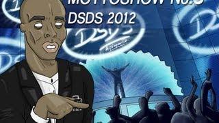 DSDS 2012 - Mottoshow 3: PARODIE ANIMATION [Animarik] (Deutschland sucht den Superstar)