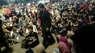Projector band Sudah Ku Tahu live @UiTM Puncak Alam
