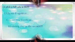 Anh Khác Hay Em Khác- Khắc Việt (with lyrics)