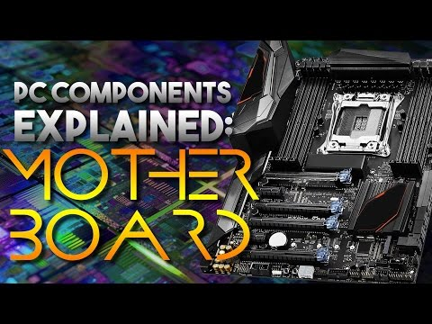 Computer Components Explained: Motherboards