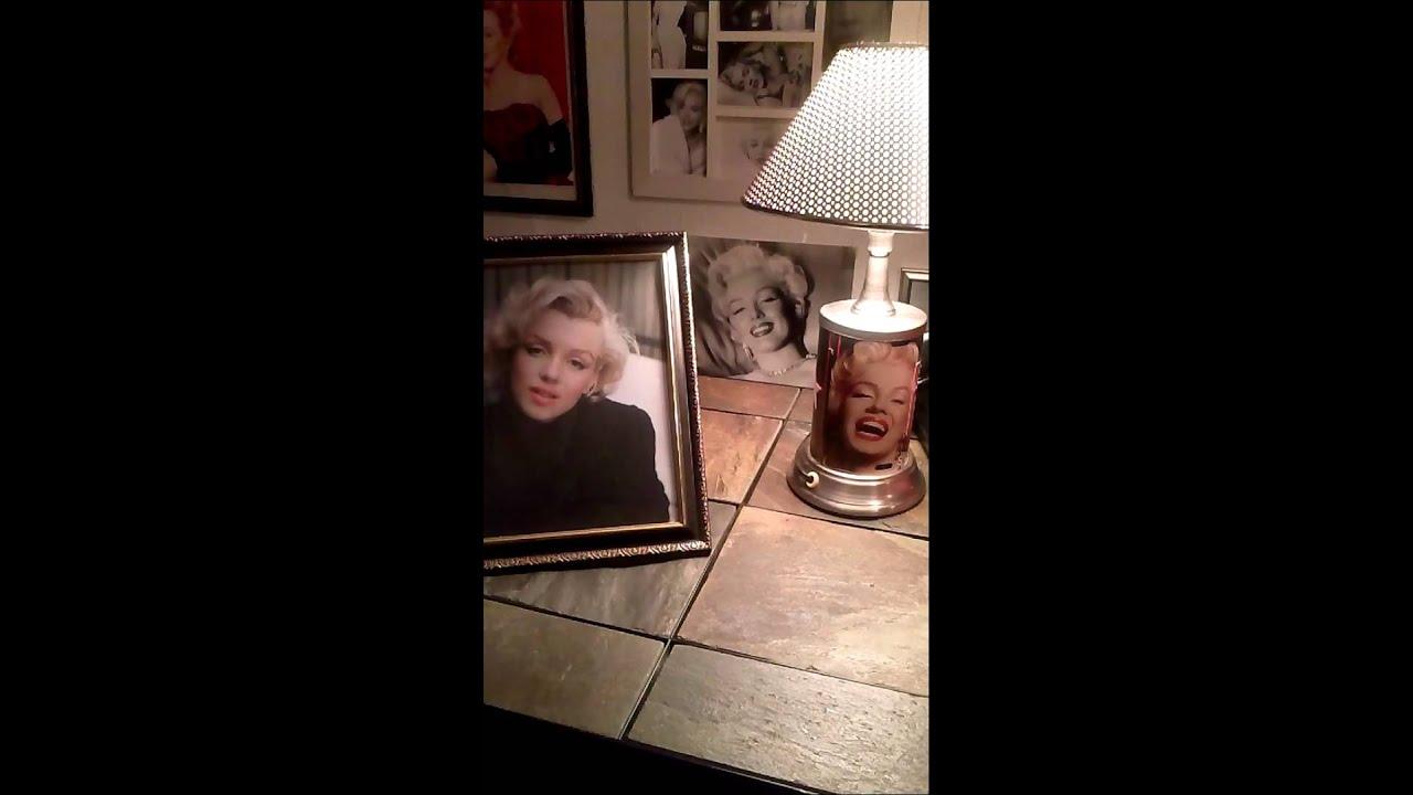 Marilyn Monroe Living Room Decor