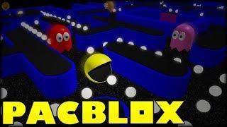 "Roblox - pac blox: ""Playing my map!!!"""