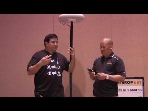 Interop Las Vegas 2010 - Polycom gives Interop wireless VoIP