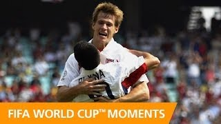 World Cup Moments: Claudio Reyna