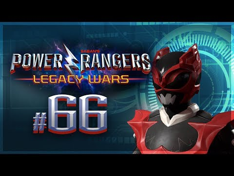"""""""Is Red My Colour"""" Power Rangers Legacy Wars Episode 66"""
