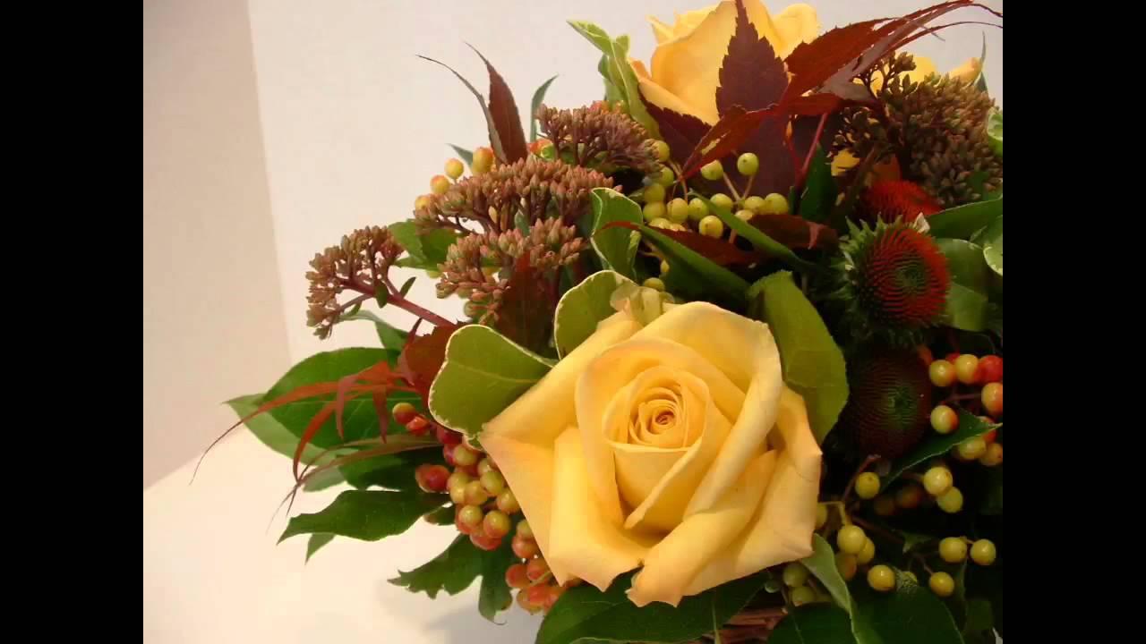Thanksgiving Flowers Toronto Youtube