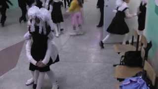 Дашуля))) 1 сентября 2012 год. 1 класс. переменка)))
