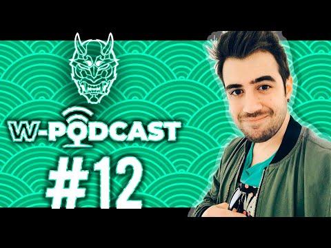 W-PODCAST #12 | AuronPlay
