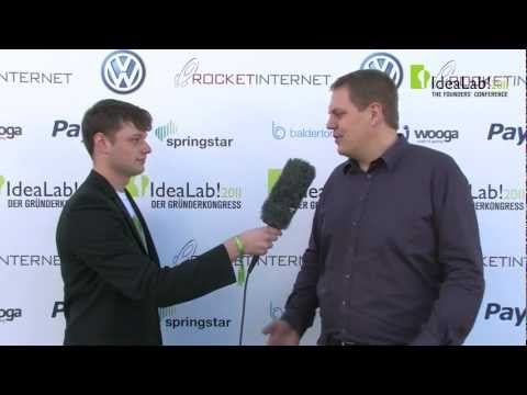 Interview with Jens Begemann @ IdeaLab!2011