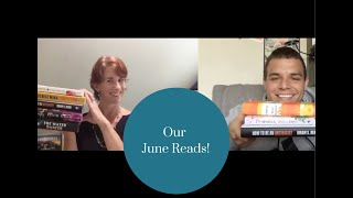 What We Read in June!
