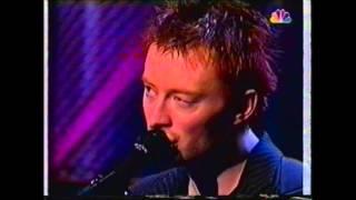 Video Radiohead -Tonight Show Jay Leno 15/3/96 download MP3, 3GP, MP4, WEBM, AVI, FLV Agustus 2018