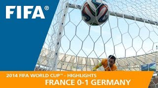 Download Video FRANCE v GERMANY (0:1) - 2014 FIFA World Cup™ MP3 3GP MP4