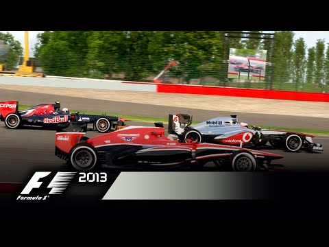 F1 2013 launching Oct. 8 on Xbox 360, PS3 and PC
