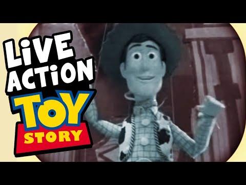 Woody's Roundup Re-enactment!
