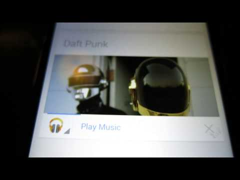 Google Now+Google Play Music+Google Chromecast
