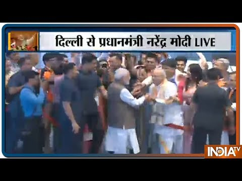 PM Modi Addresses `Main Bhi Chowkidar` Event At Talkatora Stadium | Full Video