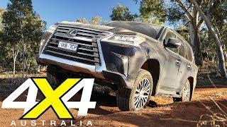 2018 Lexus Lx450d First Drive Review| 4x4 Australia
