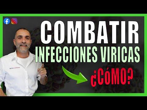 Remedios para combatir las infecciones virales