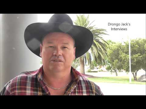 Ashley Cook's Interview - (Drongo Jack)