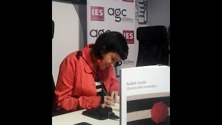 Anabel Caride  Lloverá sobre tu nombre Anantes Editorial,Por SantiagoPabloRomero.
