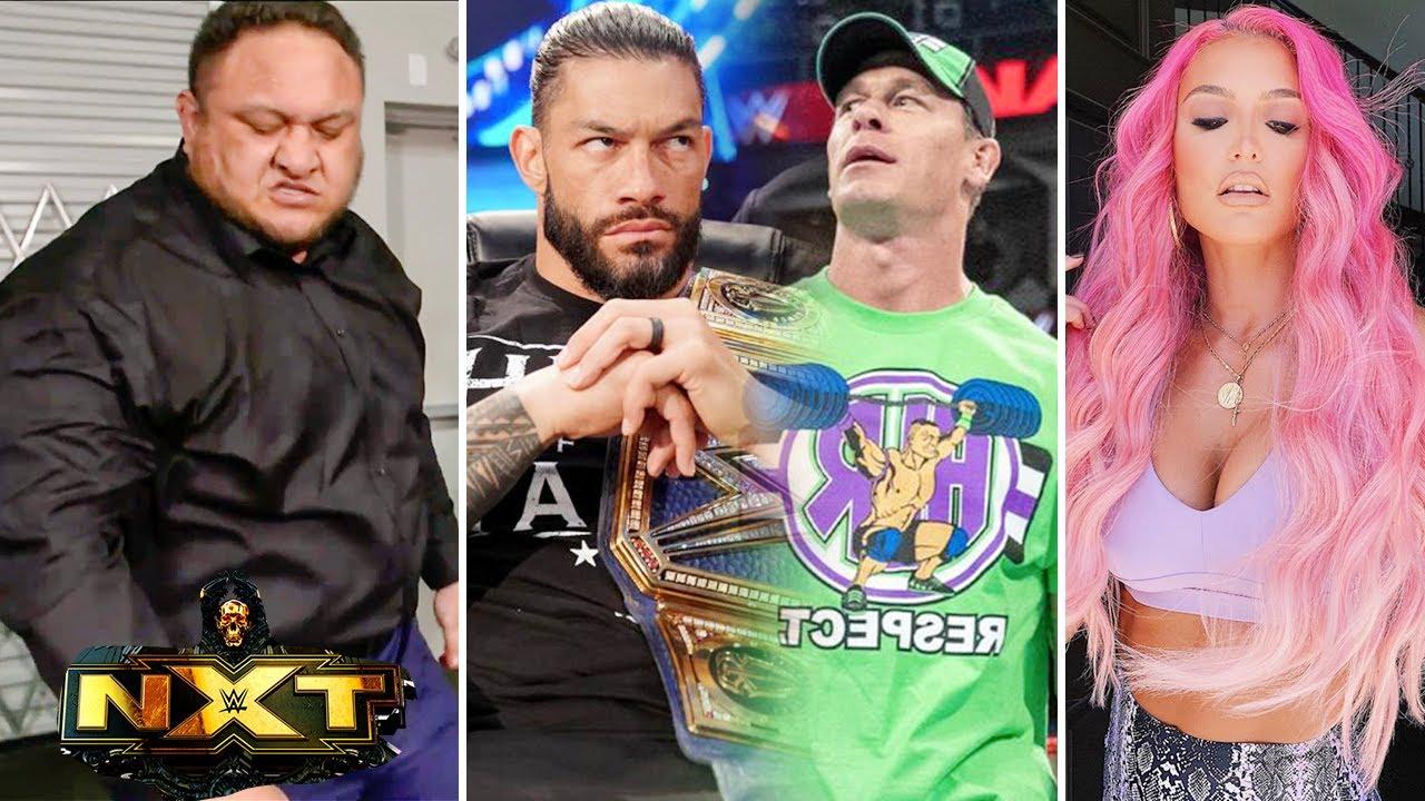 'DON' Samoa Joe RETURNS to WWE... John Cena/Roman Reigns seems CONFIRM, Good News Moxley, Raw Rating