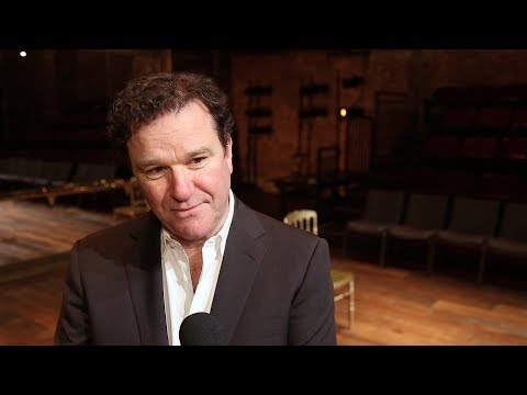 Douglas Hodge on Terrence McNally's Beautiful FIRE AND AIR