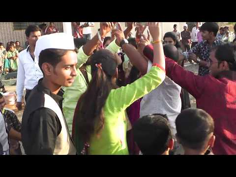Khandeshi Wedding dance on pavari song..family dance