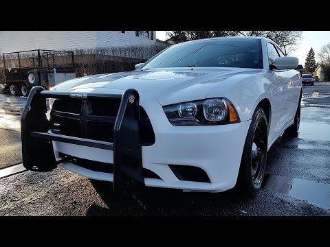 How to Enable Factory Wig-Wag Light Flasher on Dodge Charger Police Through VSIM Module