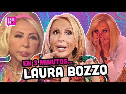 Laura Bozzo A LA CÁRCEL y sus mejores momentos | En 3 minutos