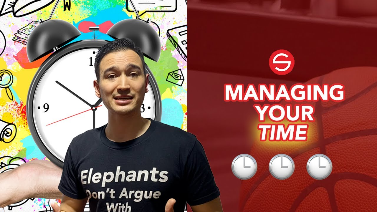 Time Management for Athletes and Business Executives
