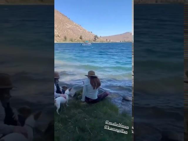 Rose McIver via Instagram (September 5, 2020)