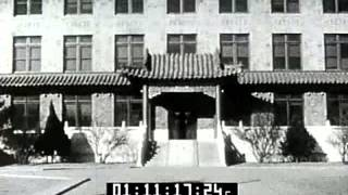1920 Tour of Peking Union Medical College